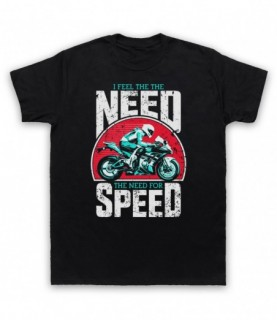 I Feel The Need For Speed...