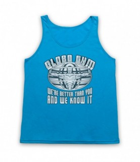 Dodgeball Globo Gym We're Better Than You And We Know It Tank Top Vest