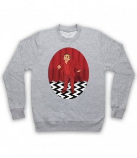 Twin Peaks The Man From Another Place Red Room Dancing Dwarf Hoodie Sweatshirt Hoodies & Sweatshirts