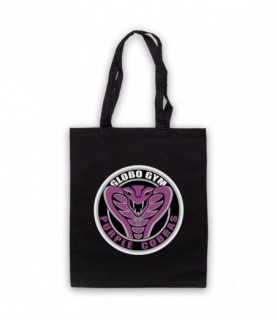 Dodgeball Globo Gym Purple Cobras Tote Bag