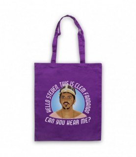 Toast Of London Hello Steven This Is Clem Fandango Can You Hear Me? Tote Bag