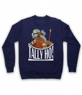Labyrinth Sir Didymus Tally Ho Hoodie Sweatshirt Hoodies & Sweatshirts