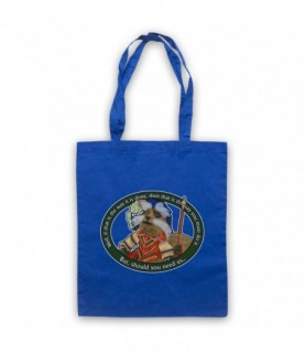 Labyrinth Sir Didymus Should You Need Us Tote Bag