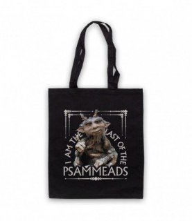 5 Children And It I Am The Last Of The Psammeads Tote Bag