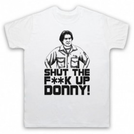 Big Lebowski Shut The F Up Donny T-Shirt