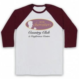 Alan Partridge Choristers Country Club & Conference Centre Baseball Tee