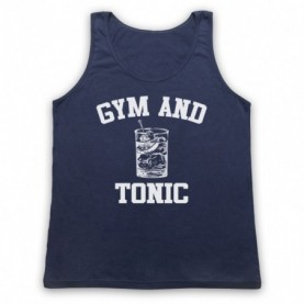 It's Always Sunny In Philadelphia Gym And Tonic As Worn By Mac Tank Top Vest
