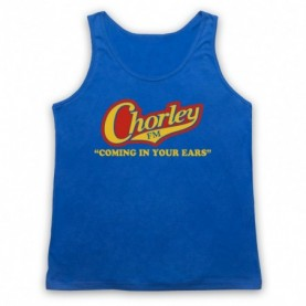Phoenix Nights Chorley FM Coming In Your Ears Tank Top Vest
