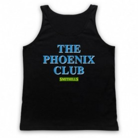 Phoenix Nights The Phoenix Club Tank Top Vest