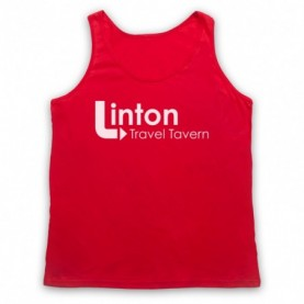 Alan Partridge Linton Travel Tavern Tank Top Vest