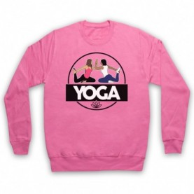 Yoga Health & Fitness Exercise Regime Hoodie Sweatshirt Hoodies & Sweatshirts