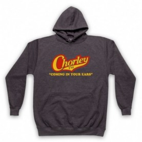 Phoenix Nights Chorley FM Coming In Your Ears Hoodie Sweatshirt Hoodies & Sweatshirts