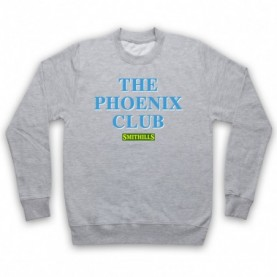 Phoenix Nights The Phoenix Club Hoodie Sweatshirt Hoodies & Sweatshirts