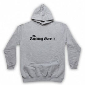 After Life The Tambury Gazette Hoodie Sweatshirt Hoodies & Sweatshirts