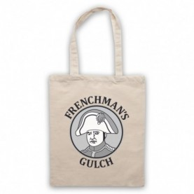 Ballad Of Buster Scruggs Frenchman's Gulch Tote Bag