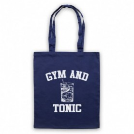 It's Always Sunny In Philadelphia Gym And Tonic As Worn By Mac Tote Bag