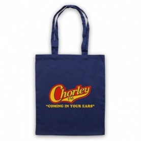 Phoenix Nights Chorley FM Coming In Your Ears Tote Bag