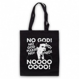 Office US Michael Scott No God Please No! Toby Tote Bag
