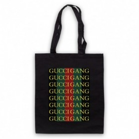 Lil Pump Gucci Gang Tote Bag