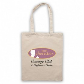 Alan Partridge Choristers Country Club & Conference Centre Tote Bag