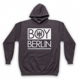 Boy Berlin German Eagle London Parody Hoodie Sweatshirt Hoodies & Sweatshirts