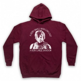 Game Of Thrones Tyrion Lannister Small Man Can Cast Large Shadow Hoodie Sweatshirt Hoodies & Sweatshirts