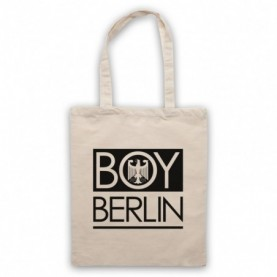 Boy Berlin German Eagle London Parody Natural Tote Bag