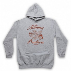 Almond Brothers Band Rock Band Parody Hoodie Sweatshirt Hoodies & Sweatshirts