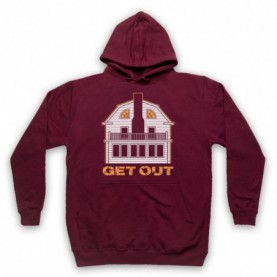 Amityville Horror Get Out Haunted House Hoodie Sweatshirt Hoodies & Sweatshirts