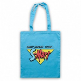 Army Of Darkness The Evil Dead 3 S-Mart Light Blue Tote Bag