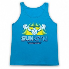 Pain & Gain tank top,  Sun Gym Tank Top, dwayne johnson tank top, the rock tank top, gym tank top,
