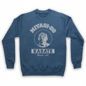 Karate Kid Mr Miyagi Hoodie Sweatshirt Hoodies & Sweatshirts