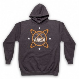 Planet Of The Apes ANSA Logo Hoodie Sweatshirt Hoodies & Sweatshirts