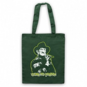 A Nightmare On Elm Street Come To Freddy Dark Green Tote Bag