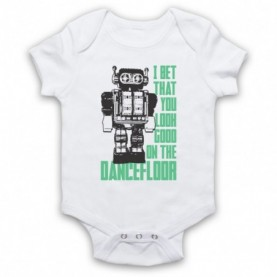Arctic Monkeys I Bet That You Look Good On The Dance Floor White Baby Grow