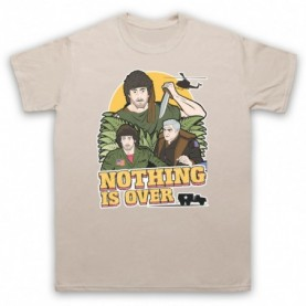 Rambo First Blood Nothing Is Over Mens Sand T-Shirt