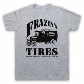 Boardwalk Empire Frazin's Tires Mens Heather Grey T-Shirt