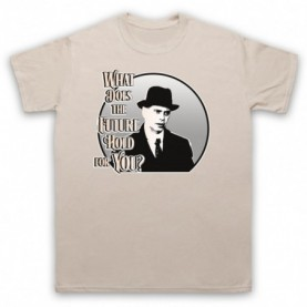 Boardwalk Empire Nucky Thompson Mens Sand T-Shirt