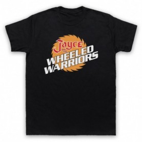 Jayce And The Wheeled Warriors Logo Mens Black T-Shirt