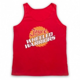 Jayce And The Wheeled Warriors Logo Adults Red Tank Top