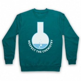 Breaking Bad Respect The Chemistry Hoodie Sweatshirt Hoodies & Sweatshirts