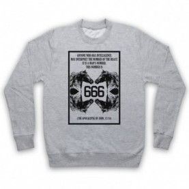 Aphrodite's Child 666 The Four Horsemen Hoodie Sweatshirt Hoodies & Sweatshirts