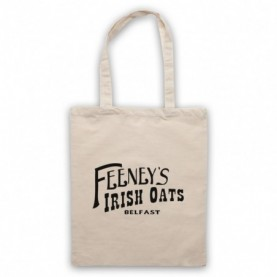 Boardwalk Empire Feeney's Irish Oats Natural Tote Bag