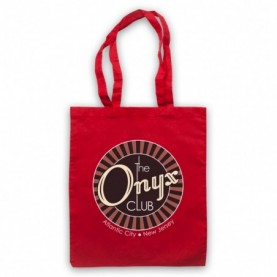 Boardwalk Empire The Onyx Club Red Tote Bag