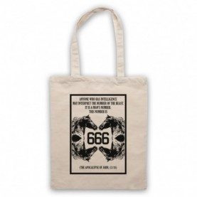 Aphrodite's Child 666 The Four Horsemen Natural Tote Bag