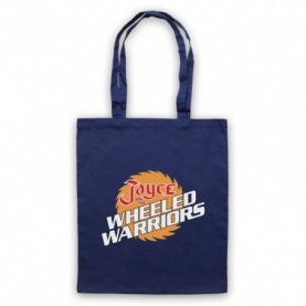 Jayce And The Wheeled Warriors Logo Navy Blue Tote Bag