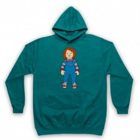 Child's Play Chucky Doll Hoodie Sweatshirt Hoodies & Sweatshirts