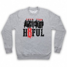 Hateful Eight H8ful Characters Hoodie Sweatshirt Hoodies & Sweatshirts
