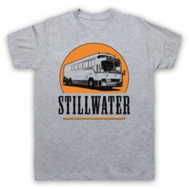 Almost Famous Stillwater Mens Heather Grey T-Shirt
