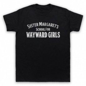 Deadpool Sister Margaret's School For Wayward Girls Mens Black T-Shirt